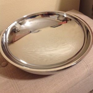 Hotel Collection Stainless Steel Bowl serve